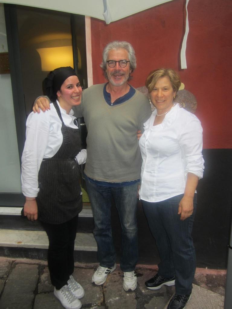 Tullio Solenghi alla Cucina di Giuditta ;)