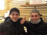 Delivery team – Fabio e Iary- Italia