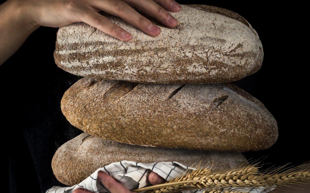 Pane e pizza a pasta madre